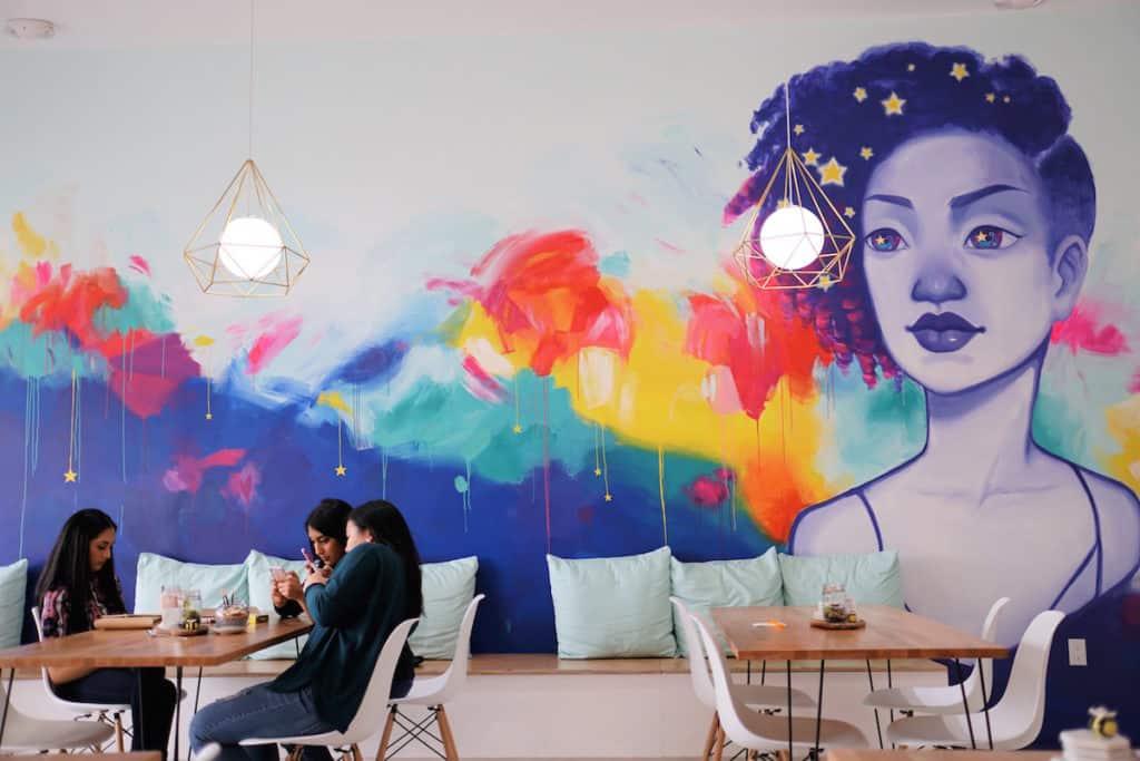 creative cafe space houston rental