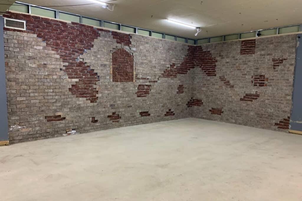 versatile basement warehouse dallas