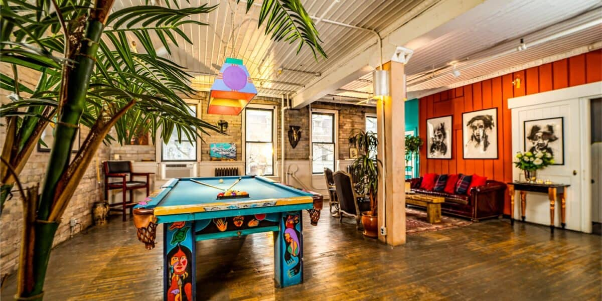 eclectic venue for film and photo production toronto rental