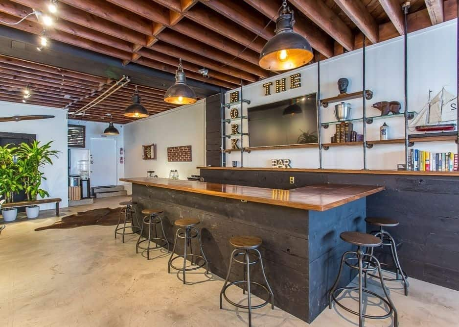 event space bar los angeles rental