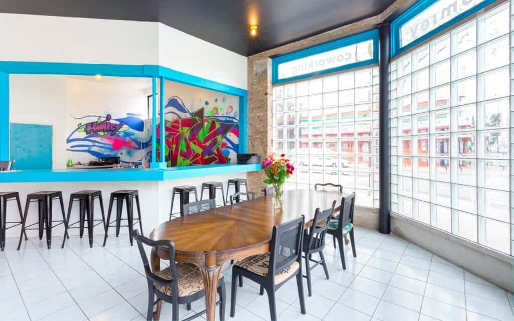 homey event space located in the heart of humboldt park chicago rental