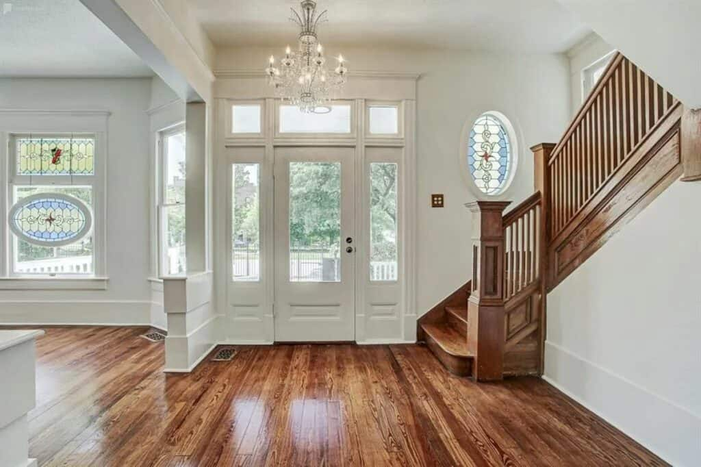 historic home with patio