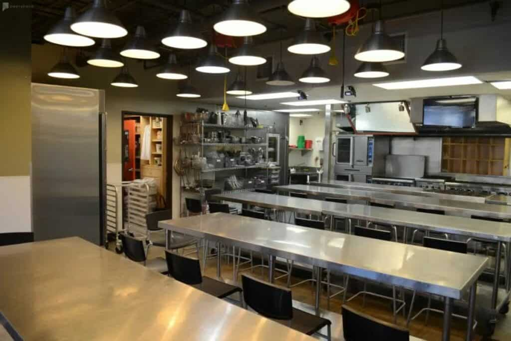 commercial kitchen rental in culver city