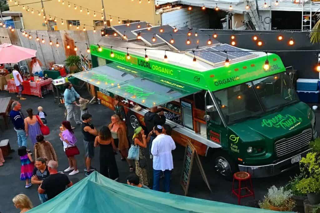 food truck in LA for rent
