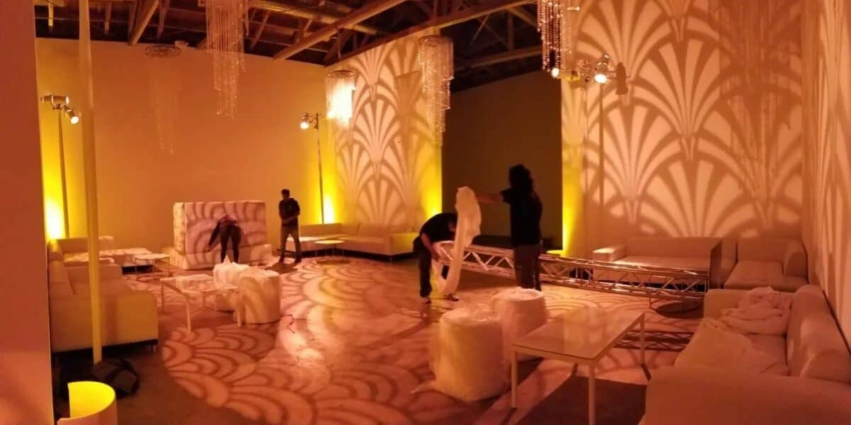theater turned event space