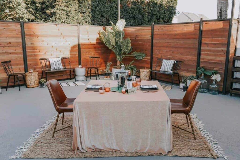 indoor and outdoor space ooozing with style Cheap Wedding Venues near Los Angeles