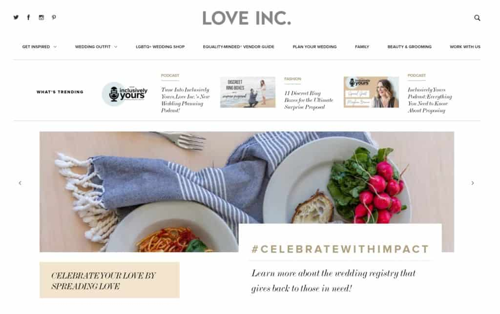 love inc homepage