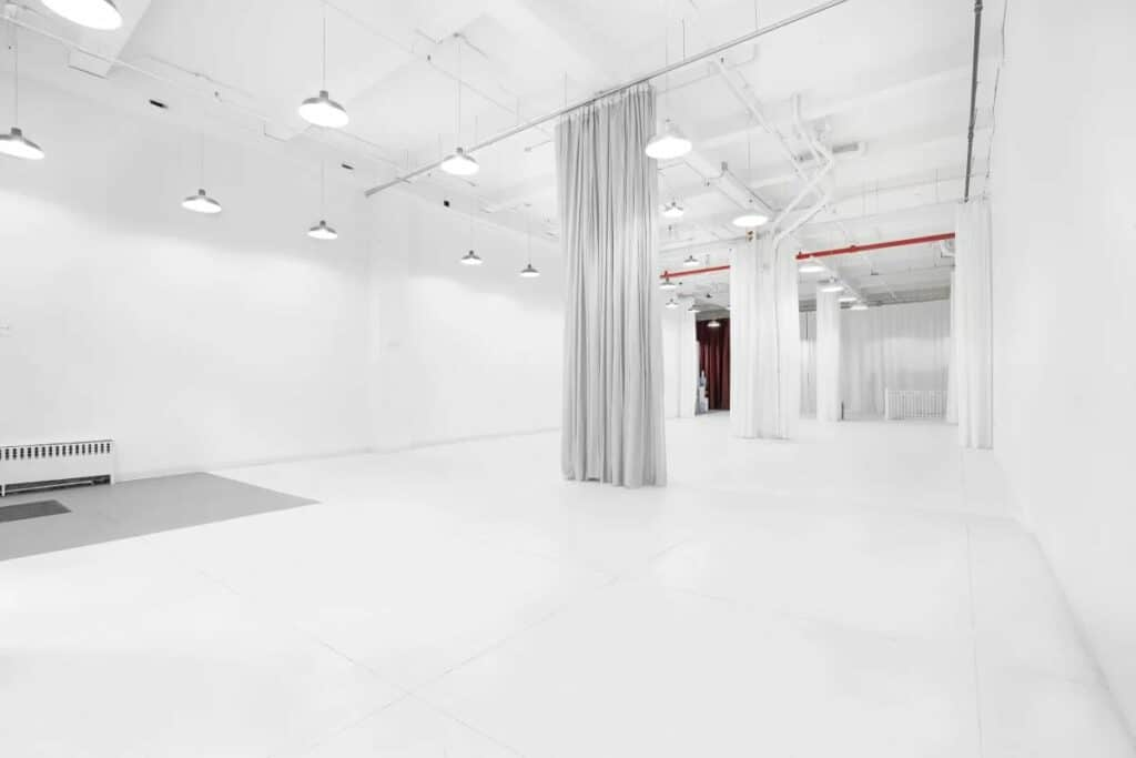 full service studio venue