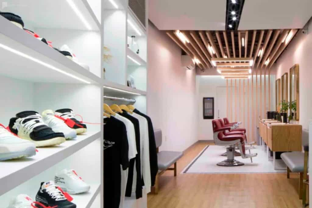 pop up clothing retail nyc