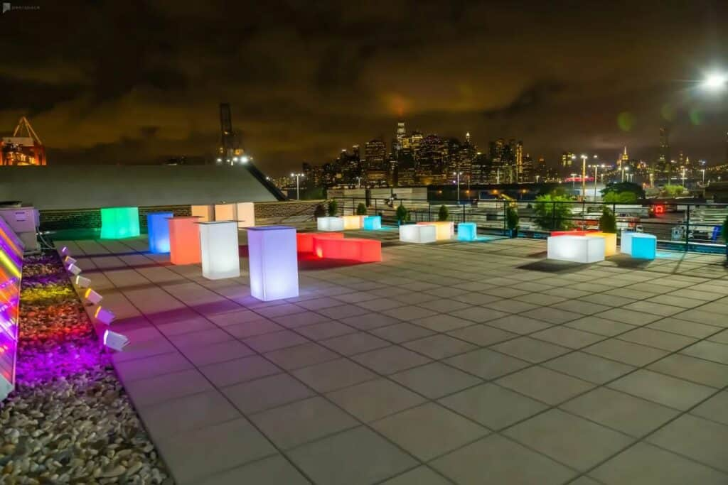 NYc dance rooftp[ venue