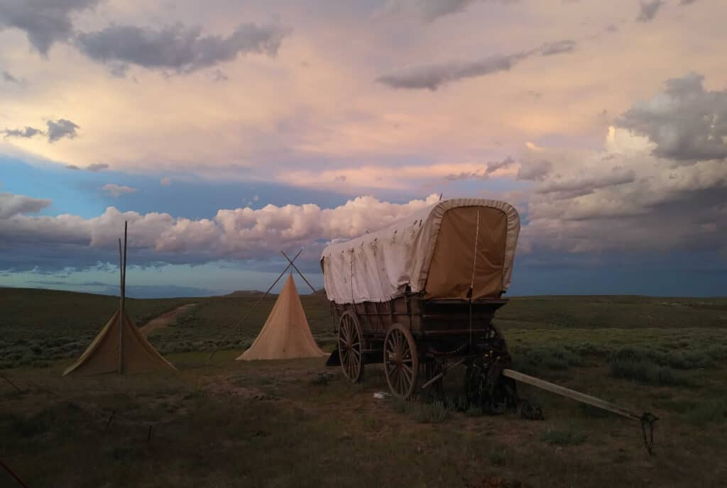 oregon trail western theme party ideas