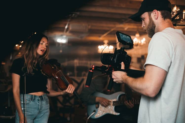 10 Cool Music Video Ideas to Bring to Your Next Shoot | Peerspace