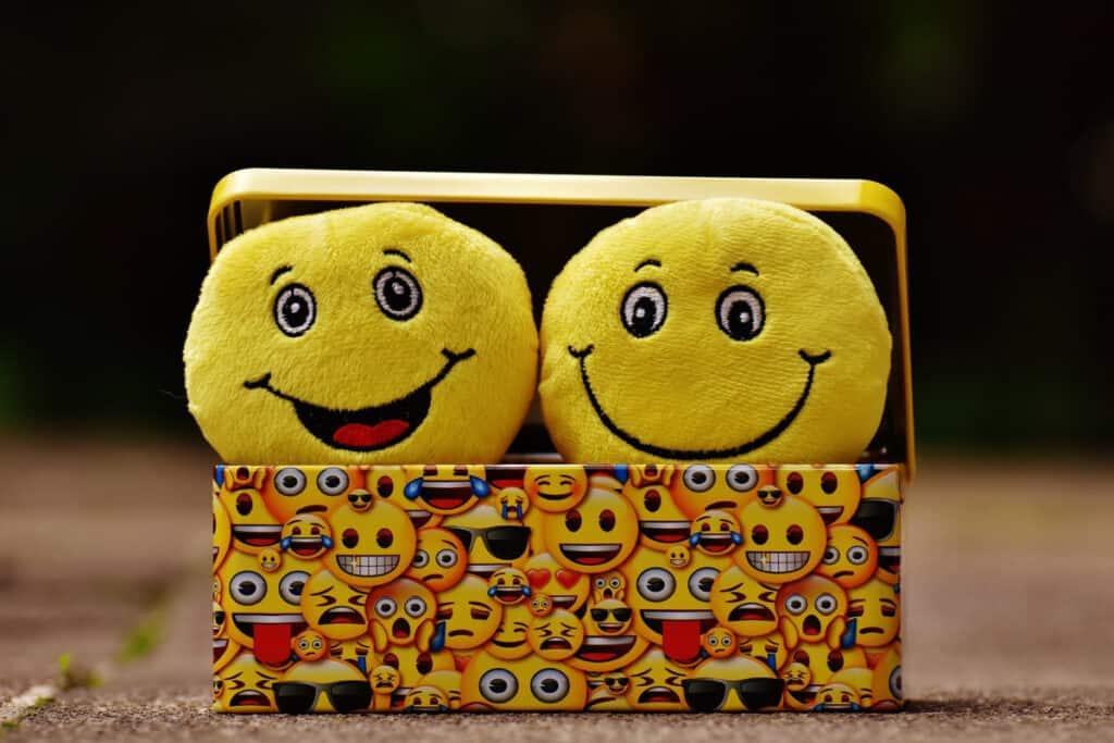 emoji plushies