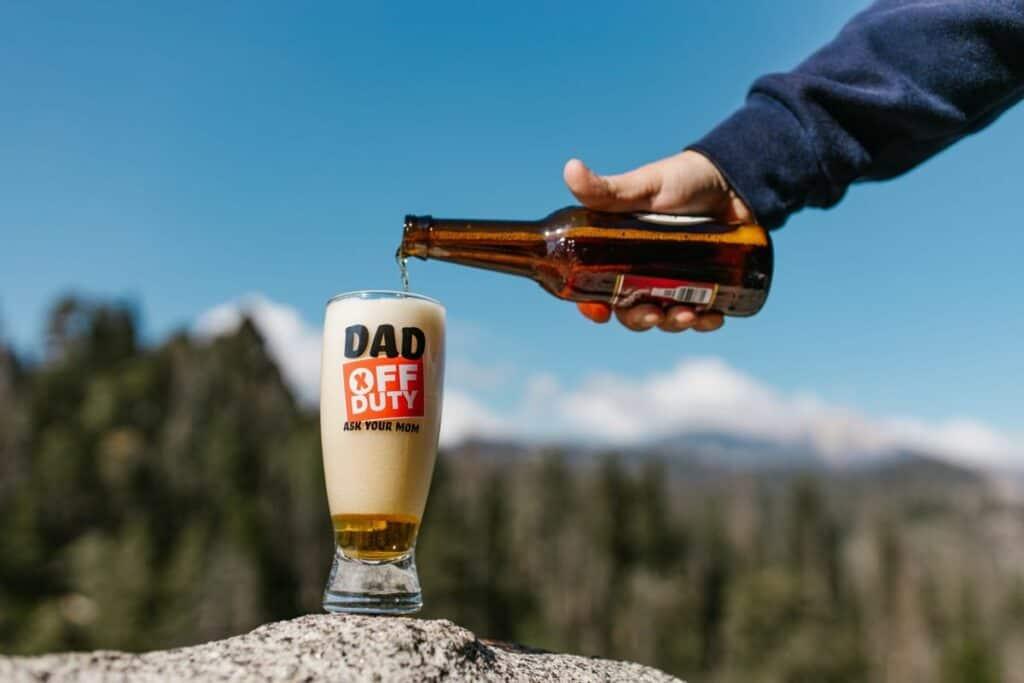 dad beer mug gift
