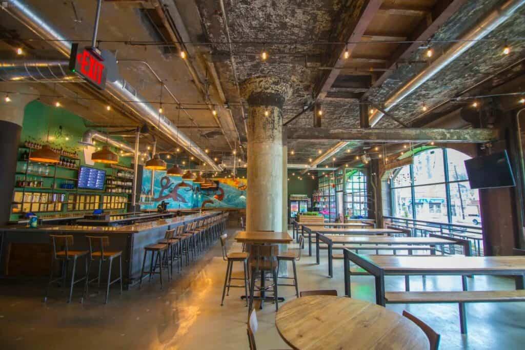 philadelphia converted brewery