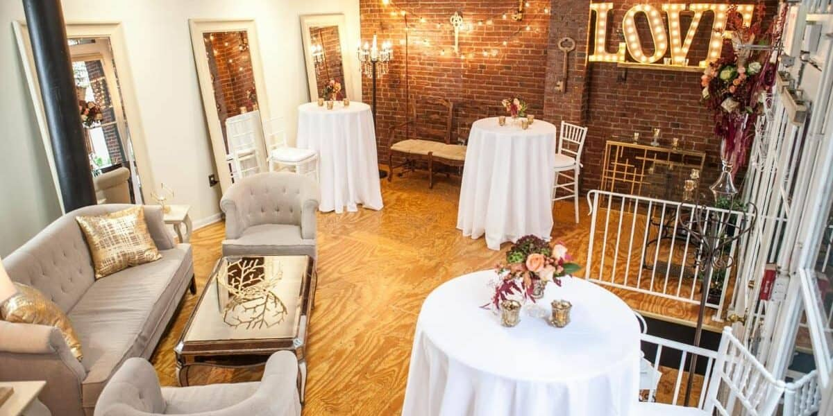 event space in old city