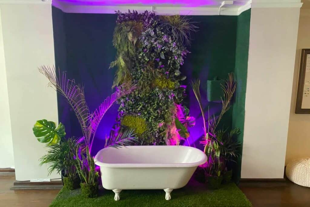 urban oasis studio in philly