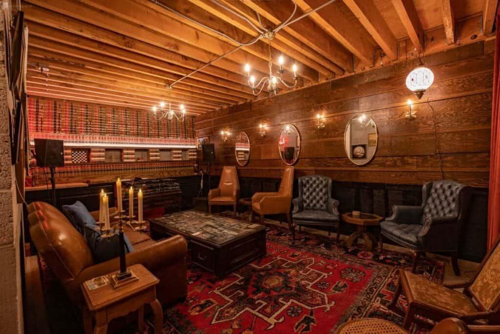 basement speakeasy in phoenix