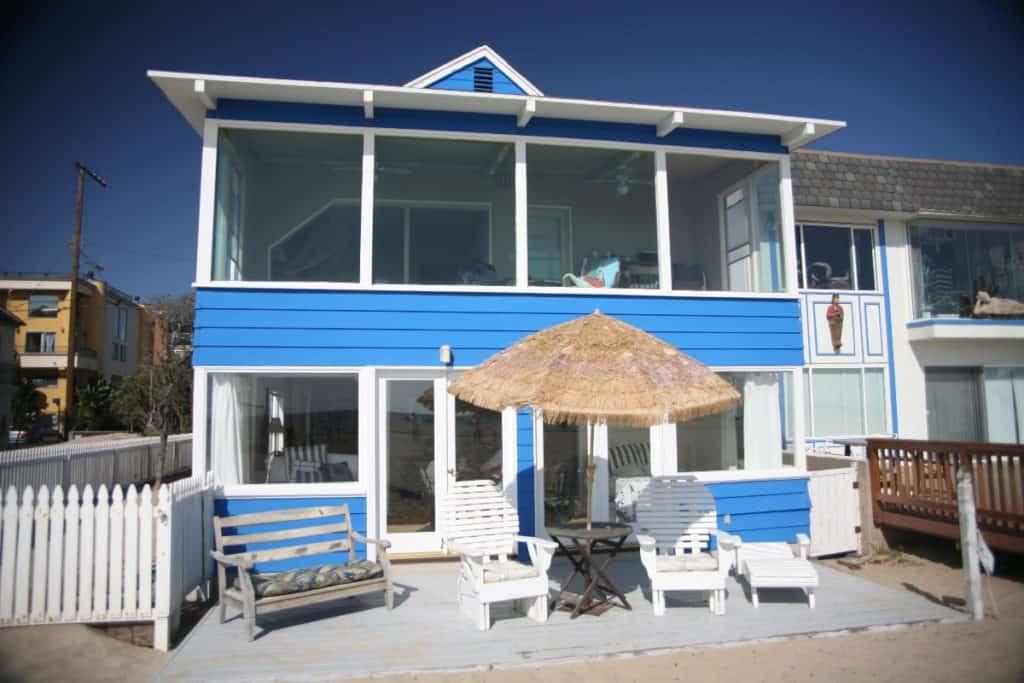 playa del ray throwback beach house la los angeles rental
