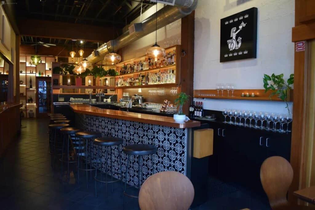 bar and restaurant in portland