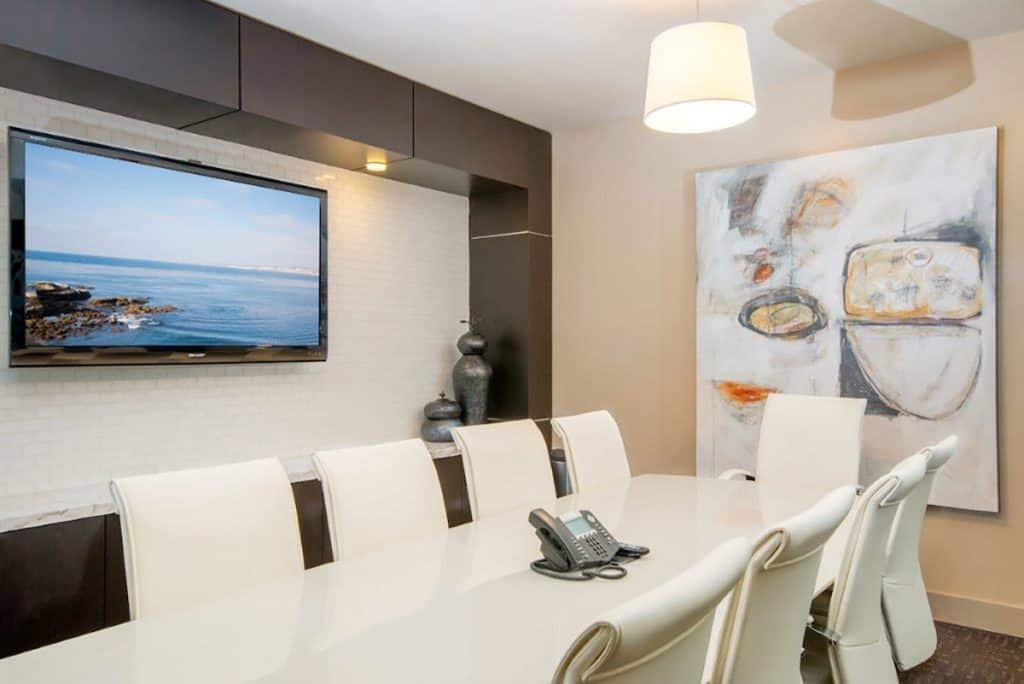 professional conference room san diego rental