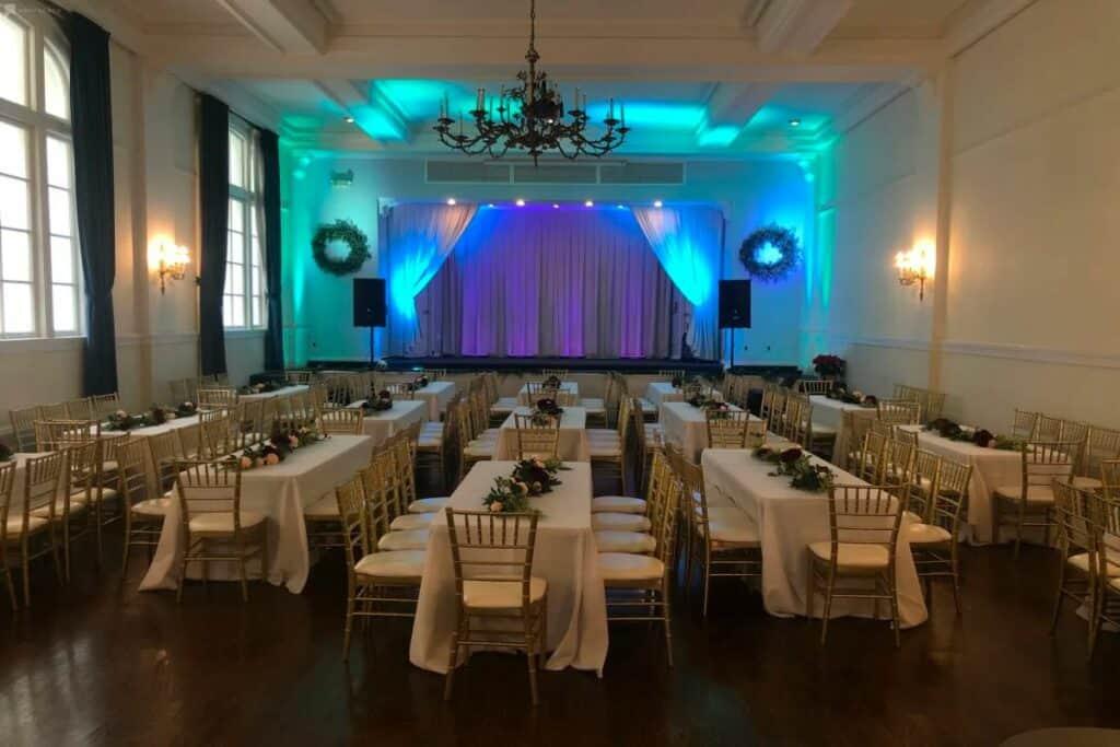classic historic wedding venue