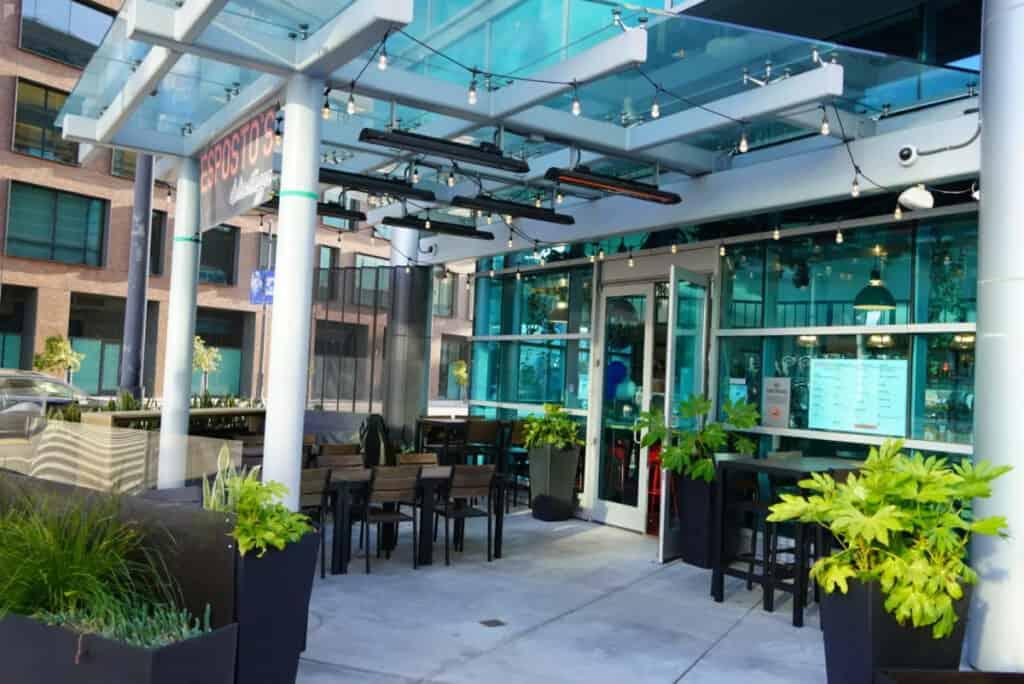 wine bar with patio Cheap Wedding Venues near San Francisco