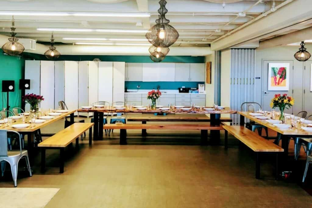 versatile waterfront studio
