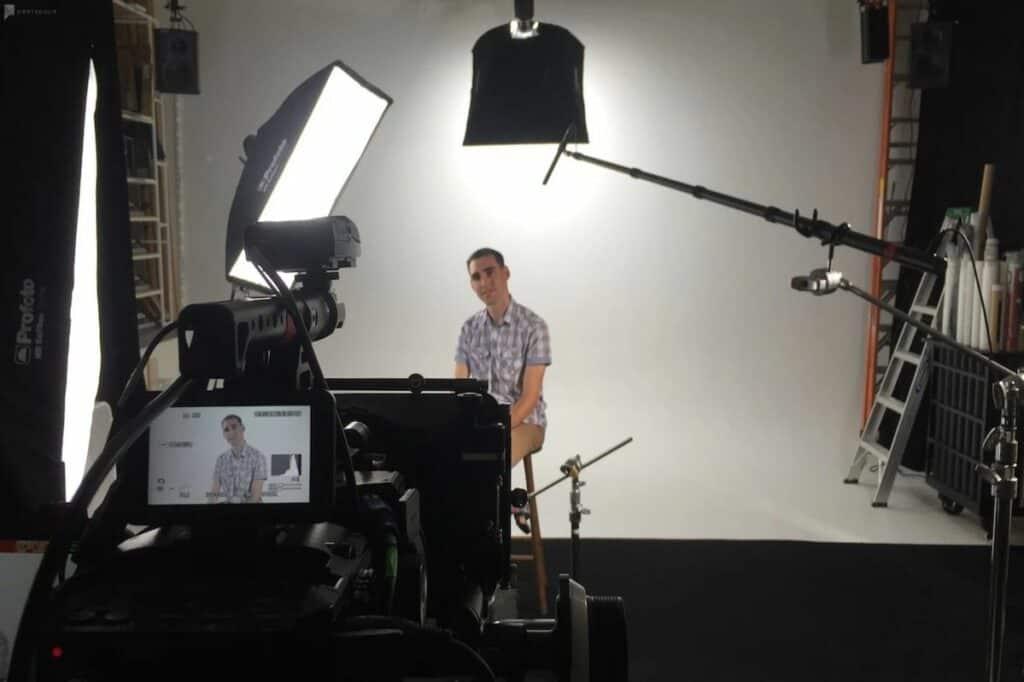 massive photo and video studio