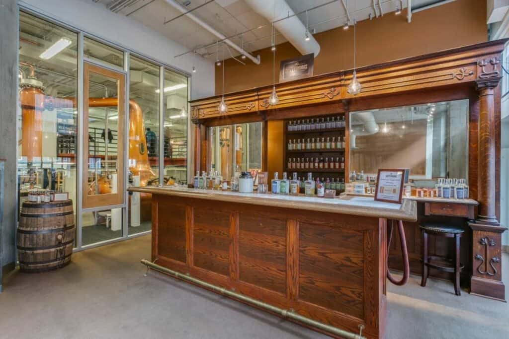 distillery and tasting room in seattle