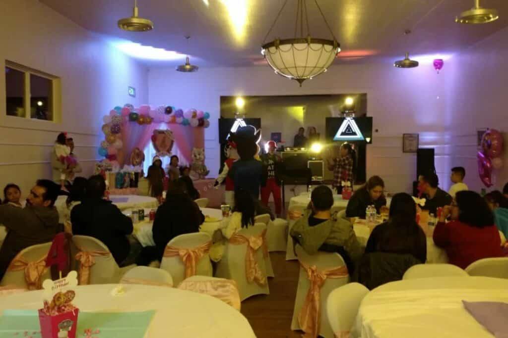 ballroom venue in seattle