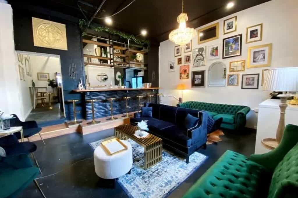 speakeasy lounge new orleans style