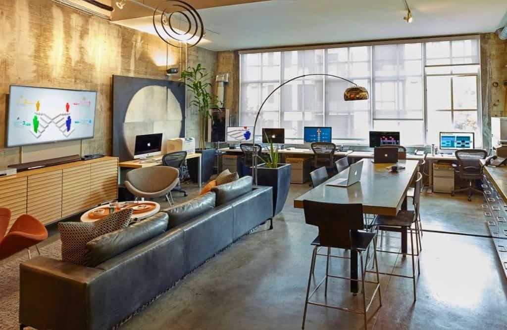 soma conference room workspace sf san francisco rental