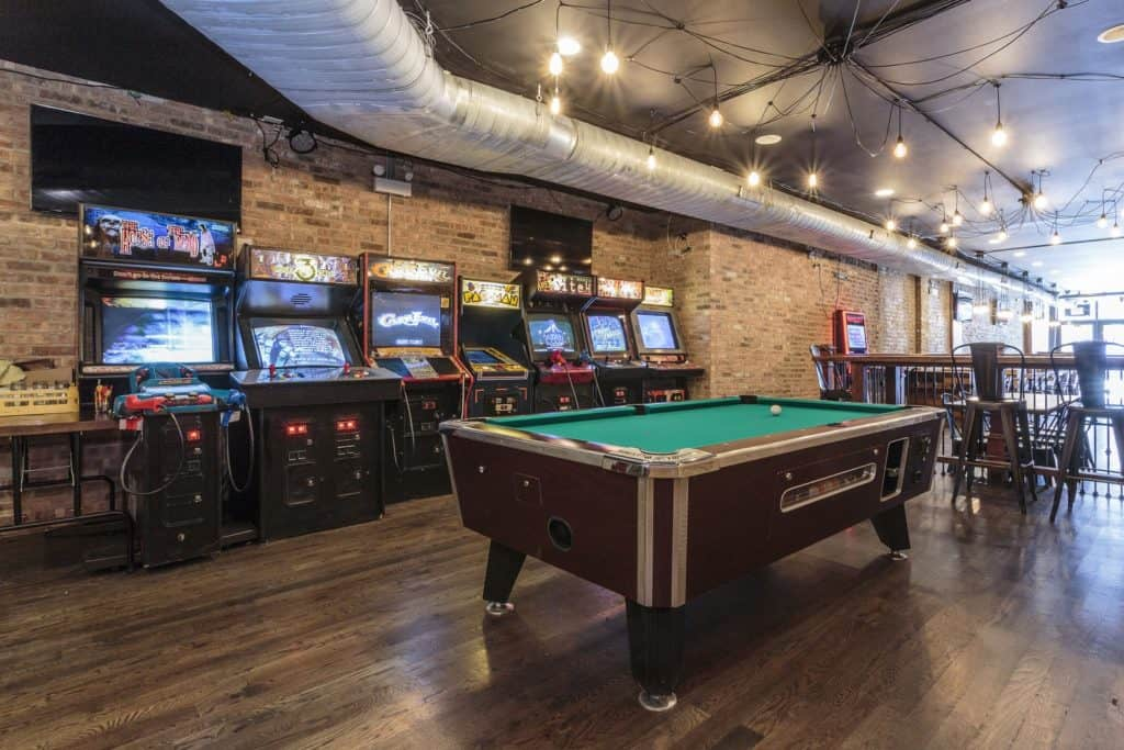 southern bar in wicker park chicago rental