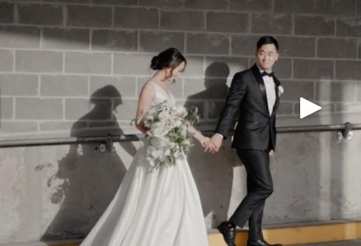 wedding videographers in Sydney lead image