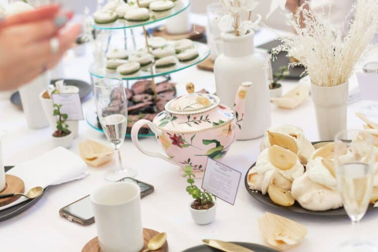 How To Host A Tea Party: Tips & Tricks To Wow Your Guests | Peerspace