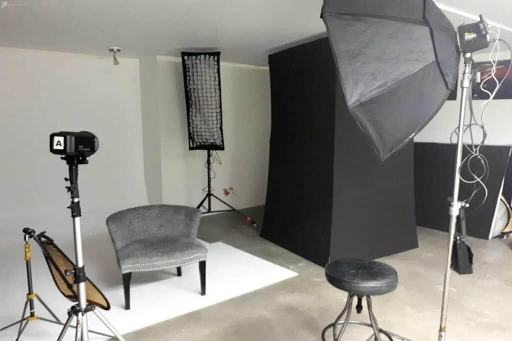 bright versatile production studio